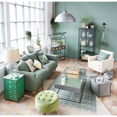 Shortcuts to Enter Freshness Using Unique Yellow Living Room Ideas Decor Details That Only the Pros Know About - homesuka Living Room Decor Colors, Colourful Living Room, Living Room Green, Living Room Paint, Room Colors, Bedroom Decor, Room Interior, Interior Design Living Room, Living Room Designs