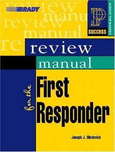 Featured Anytime Book: Joseph J. Mistovich - Review Manual for the Fir... Pre-Owned: $18.16: Goodwill Anytime… Free Standard Shipping
