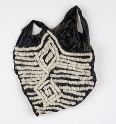 josh blackwell - embroidered plastic bag