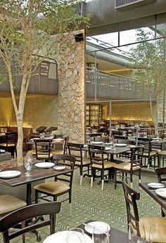 Jean-Pierre Tortil: Restaurante Giuseppe, Rio de Janeiro - ARCOweb