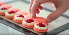 This Rose Macaroon Recipe Is Everything We Need In Life