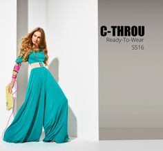 C-THROU Campaign Ready-To-Wear SS16 Women's clothing Ready-to-Wear  Made in Greece C-THROU Spring 2016 Ready-to-Wear Collection C-THROU Ready-to-Wear MADE IN GREECE Accessories #fashioneditorial #fashion #campaigns #ss16 C-THROU Luxury Fashion | Editorial - Campaign Spring Summer 2016. C-THROU Luxury Fashion the high fashion brand of women's clothing and accessories. ShopNow