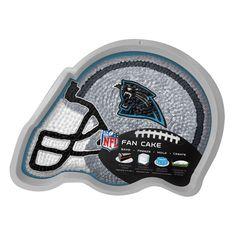 Pangea Fan Cakes Carolina Panthers
