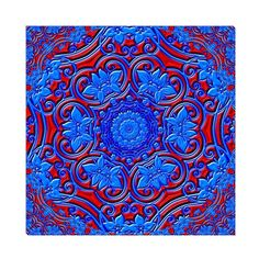 """Cool modern art design that looks great as wall art and a device cover. Add beauty to any room with this gorgeous canvas wrapped art print. Features: • UV-coating, scratch resistant • 1.25"""" thick edge"""