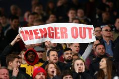 The Arsene Wenger saga continues with some fans calling for him to leave and others wanting to see the manager stay with Arsenal Last weekend was an abysma...
