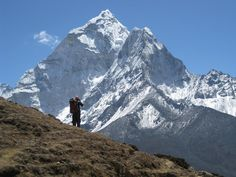 Photo: Everest Base Camp trek