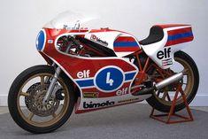 Bimota YB3 - Michel Rougerie - 1989