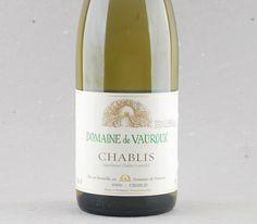 O rei dos brancos: Chablis Domaine du Vauroux #vinho #chardonnay #chablis…