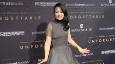 """Diana Bang """"Unforgettable Gala 2015"""" Arrivals in Los Angeles"""