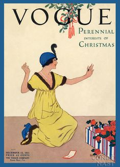 Vogue cover - December 15-1911