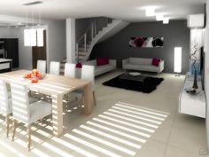 moderní dům interiér - Hledat Googlem