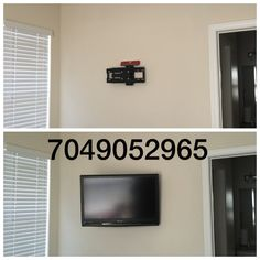 I'll leave you hanging. Try me! www.tvmountcharlotte.com Charlotte's top TV mounting service. Free tilt mount with installation Prices $89 and up #infinitedesigns #charlotte #tvmounting