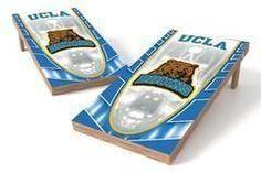 UCLA Bruins Single Cornhole Board - Hot