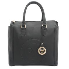 30fb4c05668 Look at this Versace 1969 Black Milan Satchel on today! BNY Handbags