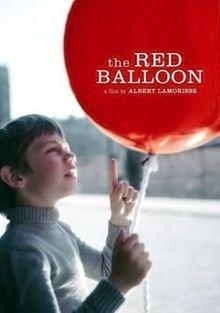 Red balloon- Albert Lamorisse-1956-