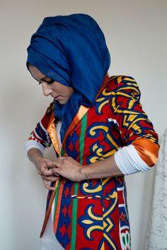 Dina Tokio <3 the jacket