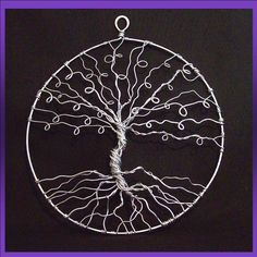 Tree of Life to hold / display my lovely earrings ... so love this!!! Can't wait to make one!!!!!