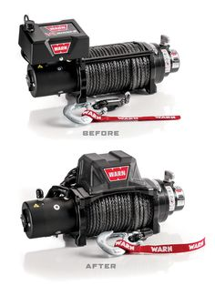 51 Best Warn Winch Images In 2019 Hydraulic Winch Four