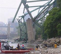Minneapolis bridge collapse - 35 W over the Mississippi River Minnesota Home, Minneapolis Minnesota, Duluth Minnesota, Mall Of America, North America, Boston Shopping, White Bear Lake, Beach Trip, Beach Travel