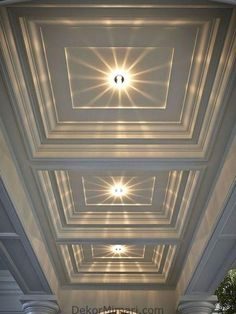 3 Easy And Cheap Cool Ideas: False Ceiling Design Gypsum false ceiling tiles dining rooms. Gypsum Ceiling Design, Ceiling Design Living Room, False Ceiling Living Room, Home Ceiling, False Ceiling Design, Ceiling Tiles, Ceiling Decor, Ceiling Beams, Hallway Ceiling