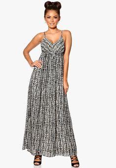 Köpa VILA Hypei Imillion Long Dress Fina Klänningar från VILA online hos oss @ Kr 399.