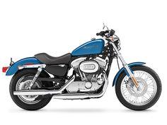Harley-Davidson XL883 (2006)