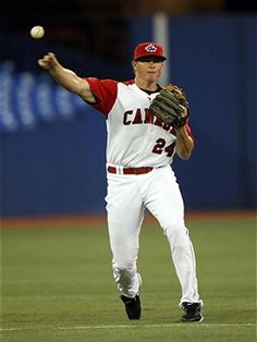 Mark Teahen Canada WBC World Baseball Classic, Wbc, Canada, Sports, Fashion, Hs Sports, Moda, Fashion Styles, Sport
