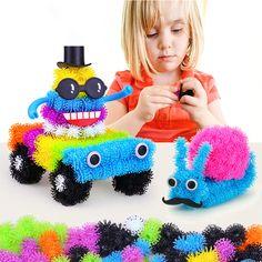 60pcs/set Learning & Educational Mega Pack Patrol Puppy dog Animals Spot Best Block Toy Set Models & Building Toy Christmas gift