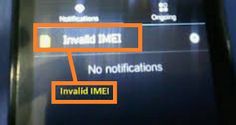 Cara mengatasi INVALID IMEI pada Android