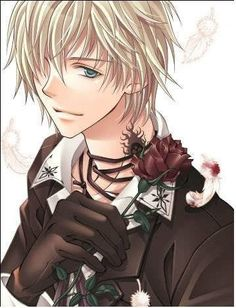 anime boy | Vampire anime boy by Amethystshadowhunter on deviantART