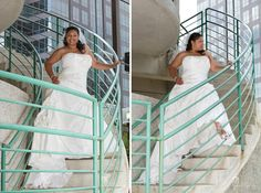 Urban Bride. Copyright 2012 Pixels On Paper http://www.pixelsonpaper.biz Greensboro NC Wedding #bride #wedding