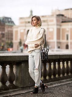 3 Cozy Knit Trends You Need To Know This Fall