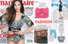 Revista Marie Claire - editia Aprilie 2013