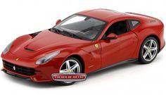 2012.- FERRARI F12 BERLINETTA Rosso Corsa (Foundation BCJ72).