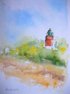 """Hello my dear sisters, after our rainy days, we'll stay with water.... Our theme is """"Watercolors"""", all watercolors, flowers, landscapes, animals, abstract..... Happy pinning and have a wonderful day. Sylvie"""