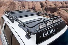 2nd gen 4runner roof rack - Google Search