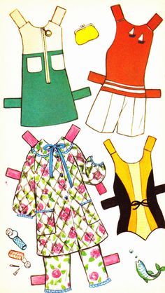 Wendy Cut Out Doll Dressing Storybook (3 of 6), 1950s, Sandles