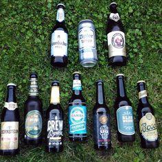 #bernstein #rieder #crew #camba #schoppebräu #blauweisse #bosch #krombacher #zipfer # franziskaner #Beer #paleale #indiapaleale #ipa #Weizen #helles #Bier #Beer #testen #genuss #chillen #bro  Ein paar Biere zum probieren :-)