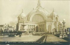 1915 San Francisco Expo « Mike Love's blog