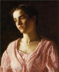 Maud Cook - Thomas Eakins