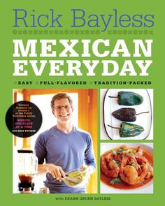 A James Beard award-winning cookbook, this makes authentic Mexican accessible to everyone.