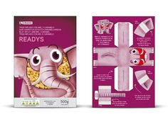 Readys Front & Back of package