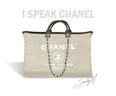Chanel illustration by Sandy:   @Sandy@OohLaFrouFrou   http://oohlafroufrou.blogspot.com/