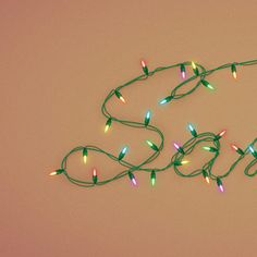 Create a Detailed Christmas Lights Text Effect in Adobe Illustrator — Tuts