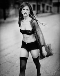 Jennifer Aniston by Mark Seliger
