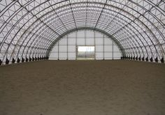 Building an Indoor Riding Arena