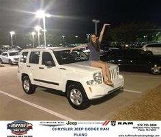 https://flic.kr/p/vYTnSs | #HappyAnniversary to Blake and Sarah  Bernet on your 2012 #Jeep #Liberty from Zach Stanley at Huffines Chrysler Jeep Dodge RAM Plano! | www.huffineschryslerjeepdodge.com/?utm_source=Flickr&...