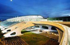 O Aeroporto Francisco Sá Carneiro em Pedras Rubras na Maia, Porto é o Terceiro melhor Aeroporto Europeu | Escapadelas | #Portugal #Maia #Porto #Aeroporto #Europeu