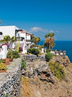 "La Gomera, Canary Islands. I'd like to hear ""Silbo"", the ancient language of Whistles spoken by the Guanches."