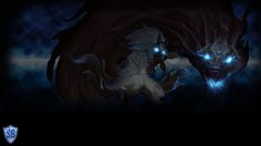 Kindred Classic Skin Wallpaper - League of Legends Wallpapers